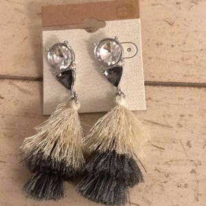 Earrings from buckle
